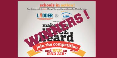 Младежкият конкурс за СЛОГАН за ЕВРОПЕЙСКО РАЗВИТИЕ в рамките на проект LADDER приключи!
